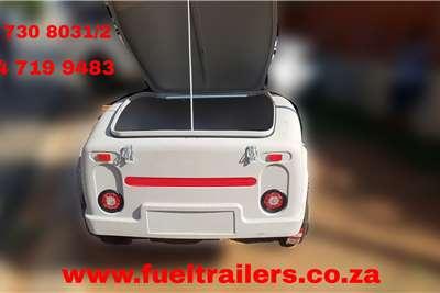 Luggage trailer Luggage trailer