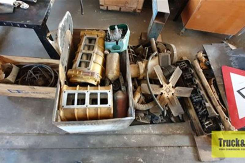 Various Galion Spares Machinery spares