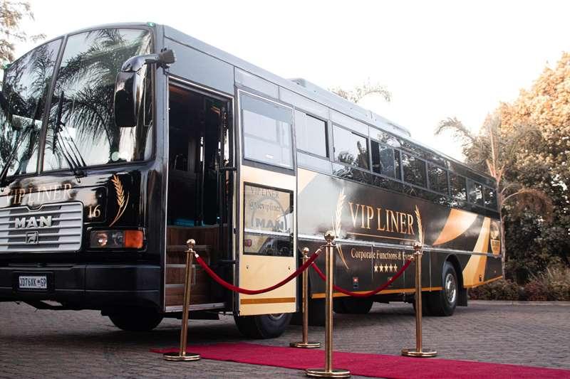 MAN Buses 38 seater MAN 18 282 Executive Explorer (VIP BUS) 2004