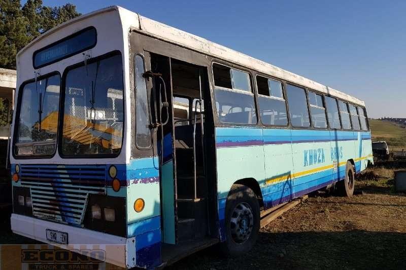 MAN Buses 60 seater 16 200 2002