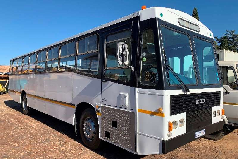 MAN Buses 60 seater 18 232 FOC 60 Seater Bus 1999