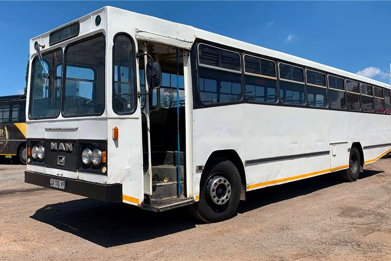 MAN Buses 63 seater MAN 17 241 BUSAF SHEERLINE (63 SEATER) 1995
