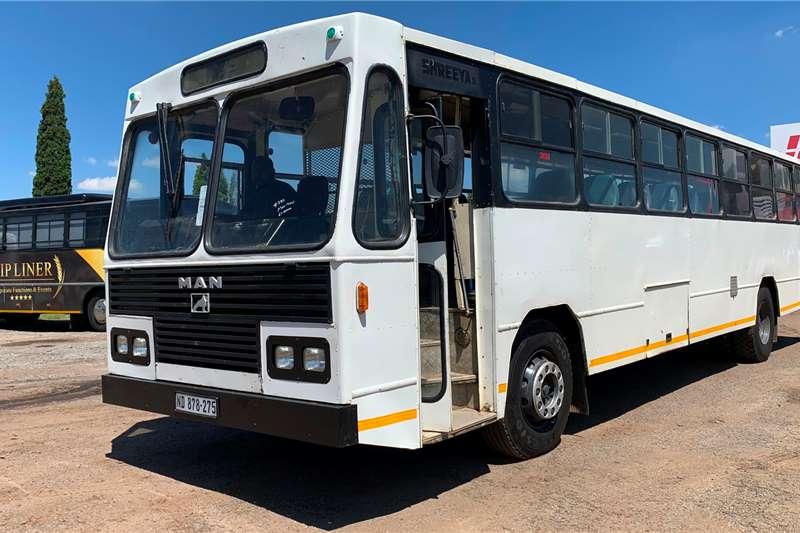 MAN Buses 63 seater MAN 17 241 DURABUILD HERCULES (63 SEATER) 1996