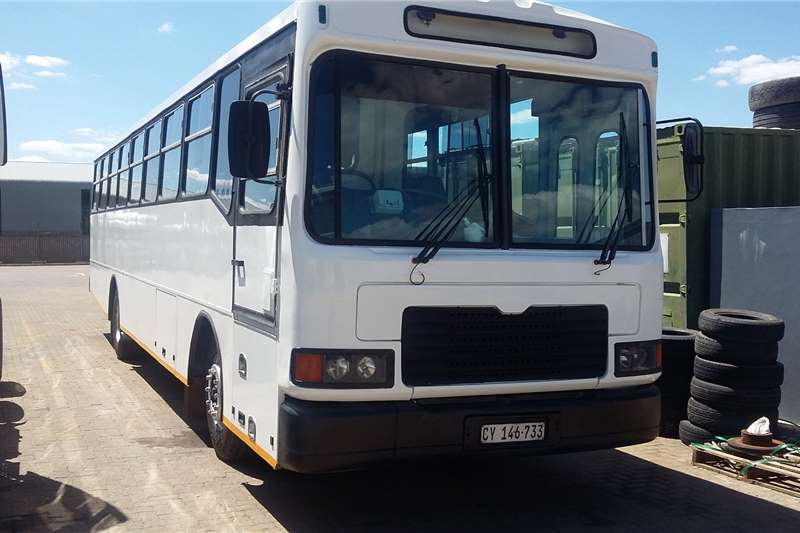 MAN Buses 65 seater 65 Commuter Passenger Bus 2002
