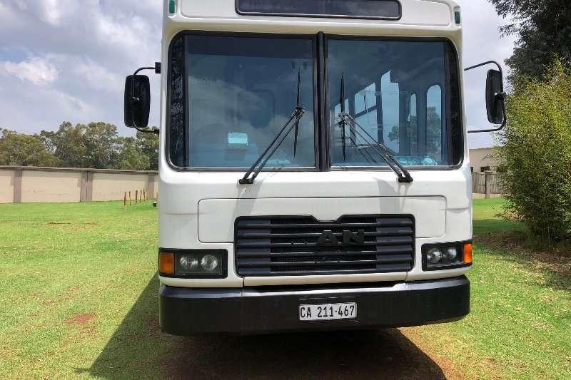 MAN Buses 65 seater MAN 18 232 (66 SEATER BUS0 2002