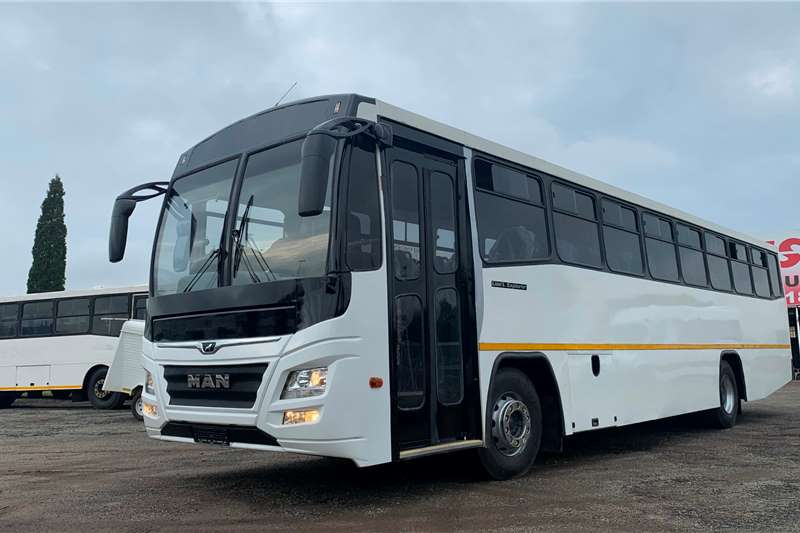 MAN Buses 65 seater MAN 18 240 LIONS EXPLORER G2 HB2 (65 SEATER) 2007