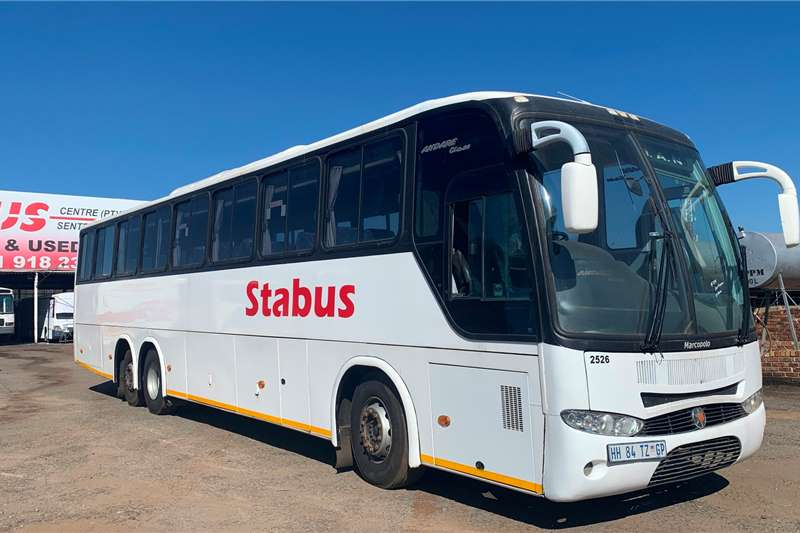 MAN Buses 65 seater MAN 26 350 MARCOPOLO G6 ANDARE CLASS (65 SEATER) 2009