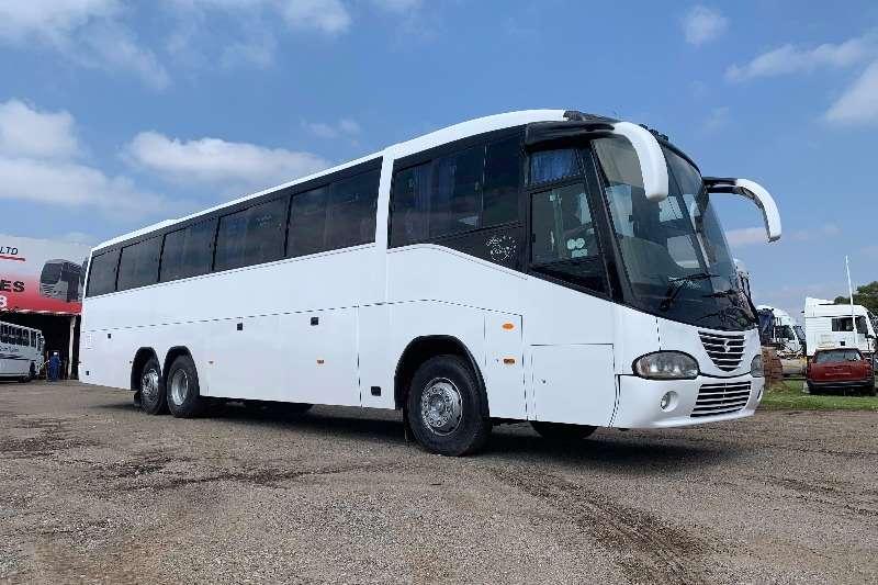 MAN Buses 70 seater MAN 25 352 IRIZAR INTERCENTURY (70 SEATER) 2005