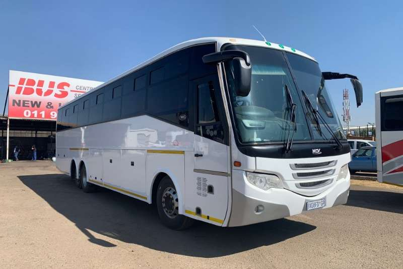 MAN Buses 70 seater MAN 26 350 HB4 MCV S140 CHALLENGER (70 SEATER) 2012