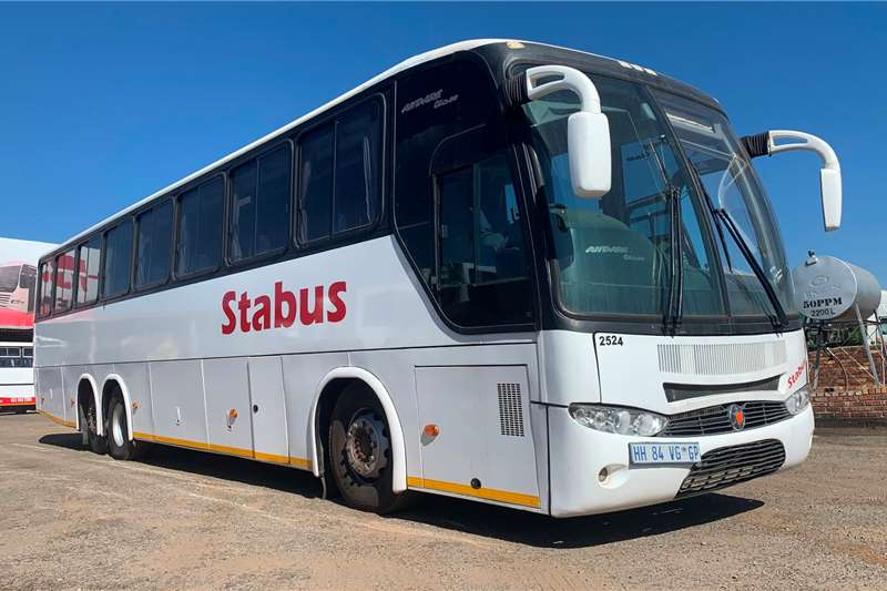MAN Buses 70 seater MAN 26 350 MARCOPOLO G6 ANDARE CLASS (70 SEATER) 2009