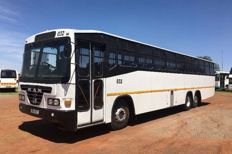 MAN Buses 75 seater MAN 21 282 DUBIGEON FOCALN (81 SEATER) X4 2006
