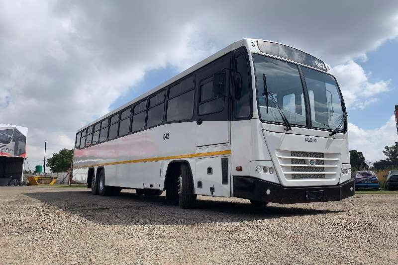 MAN Buses 75 seater MAN 26 310 DUBIGEON FOLCNR (79 SEATER) X 5 2008
