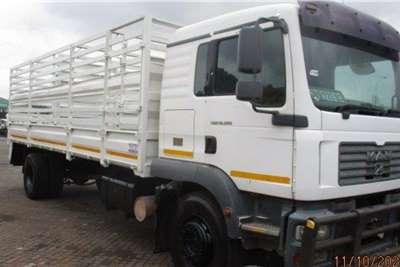 MAN 18 280 F/C Cattle Rail Cattle body trucks