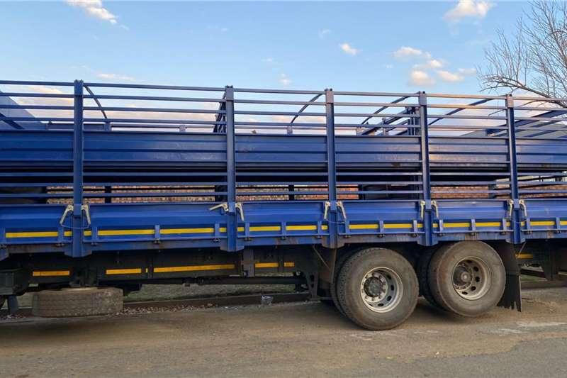 MAN TGM 25 280 Cattle body trucks