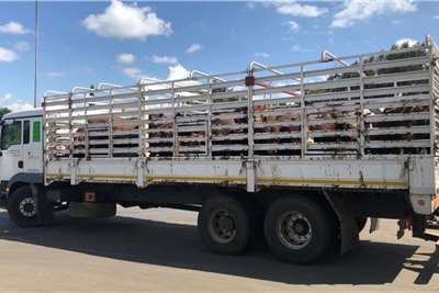 MAN TGM25 280 Cattle body trucks