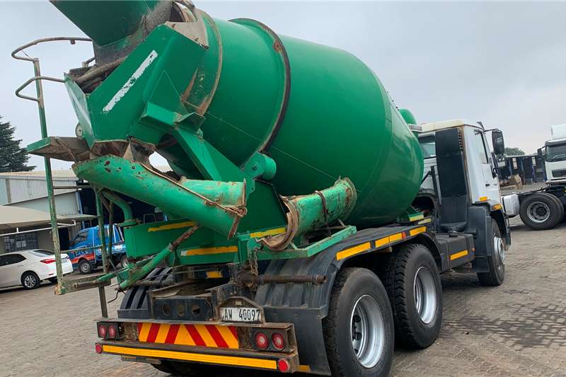 MAN 2006 Man LE26.280 Concrete Mixer Concrete mixer trucks