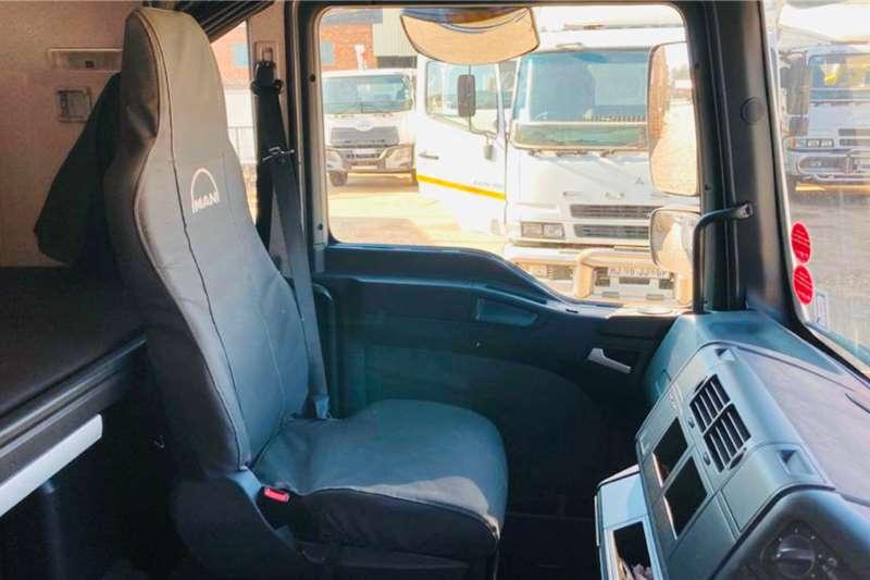 MAN TGM 25.280 Curtain side trucks
