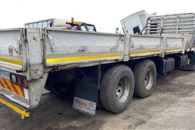 MAN 2009 MAN TGM 25.280 Dropside trucks
