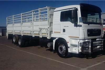 MAN TGM 25 280 Dropside Cattle Combo Dropside trucks