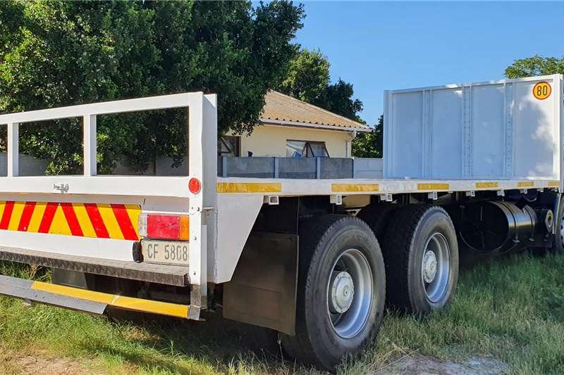 MAN CLA 26.280 Flat Deck 16 Ton Flatbed trucks