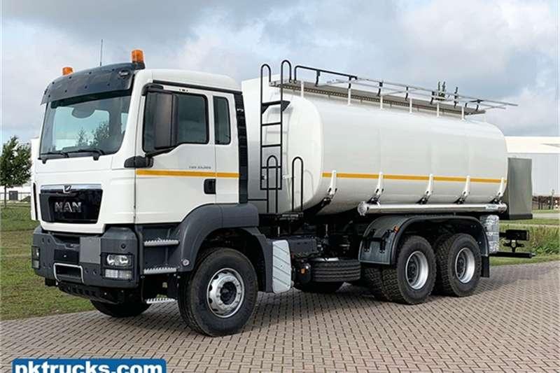 MAN Fuel tanker