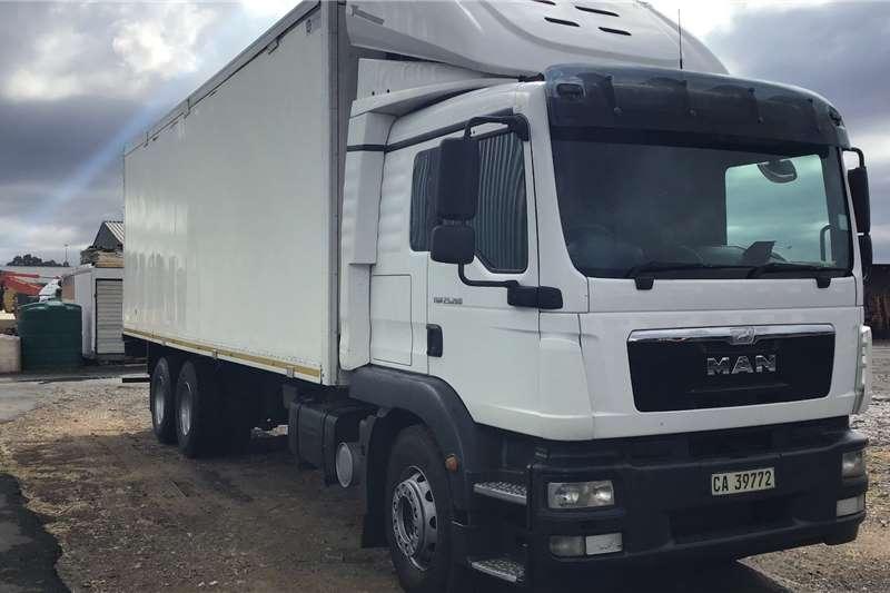 MAN 2015 MAN TGM25.280 6x2 fridge truck Refrigerated trucks