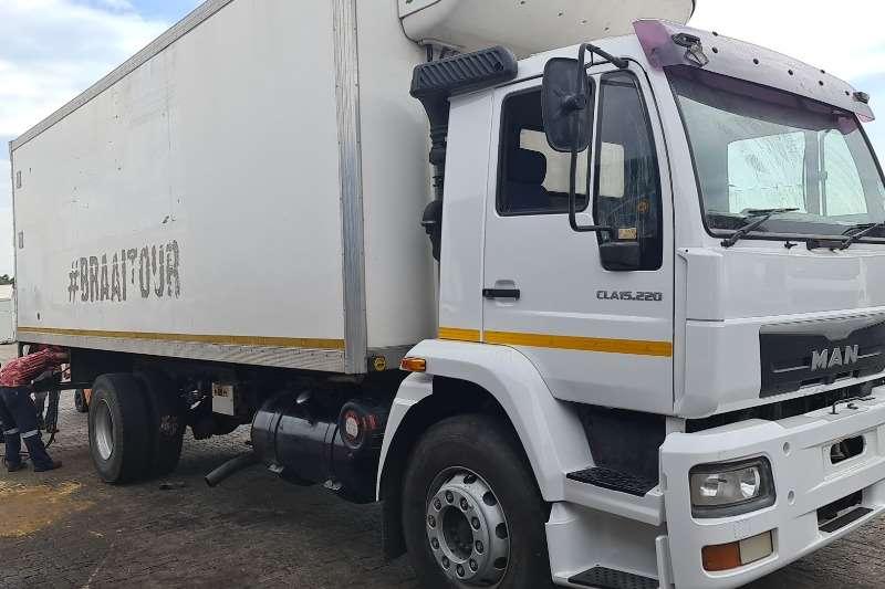 MAN CLA15.220 Refrigerated trucks