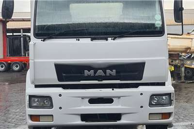 MAN CLA15.220 Refrigerated trucks