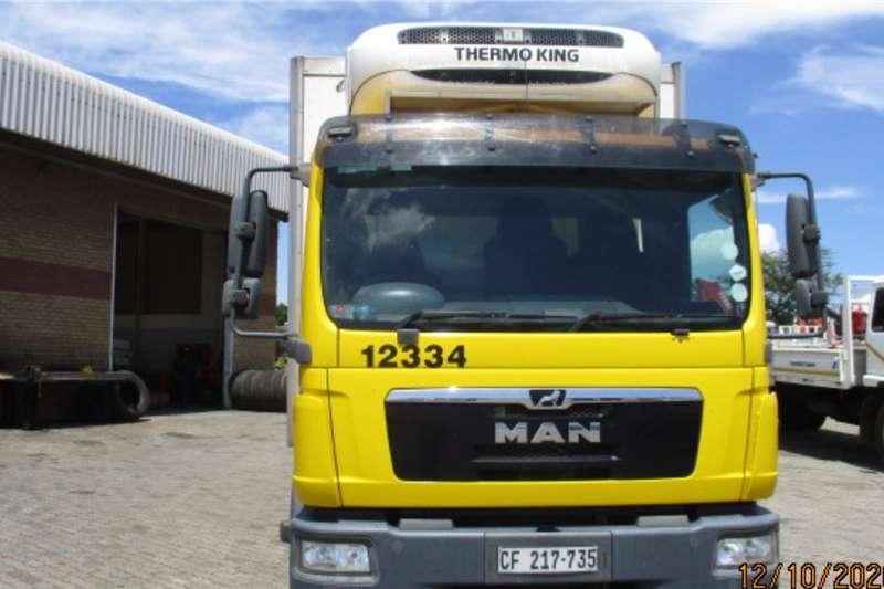 MAN MAN TGM 15 240 VAN BODY WITH THERMOKING T600 FRID Refrigerated trucks