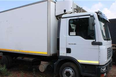 MAN TGL 10.16 Refrigerated trucks