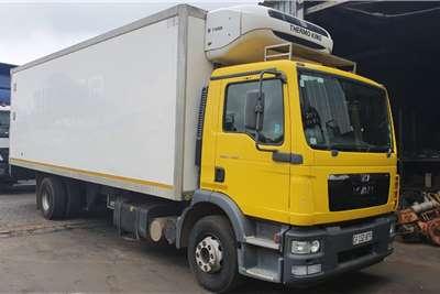 MAN TGM15 240 Refrigerated trucks