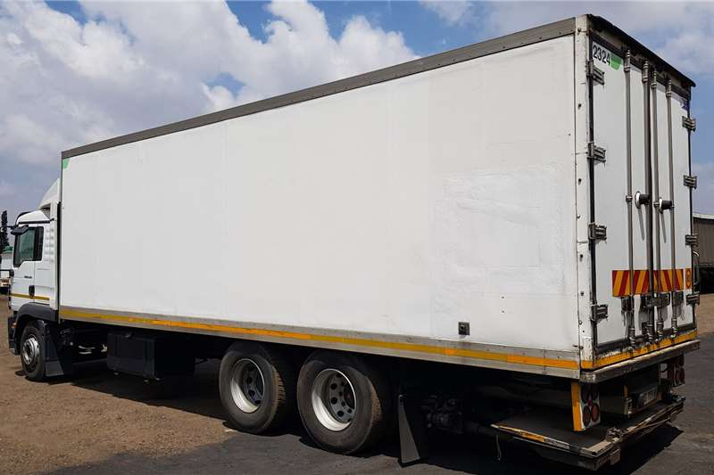 MAN TGM25.280 6x2 Thermoking Reconditioned Refrigerated trucks