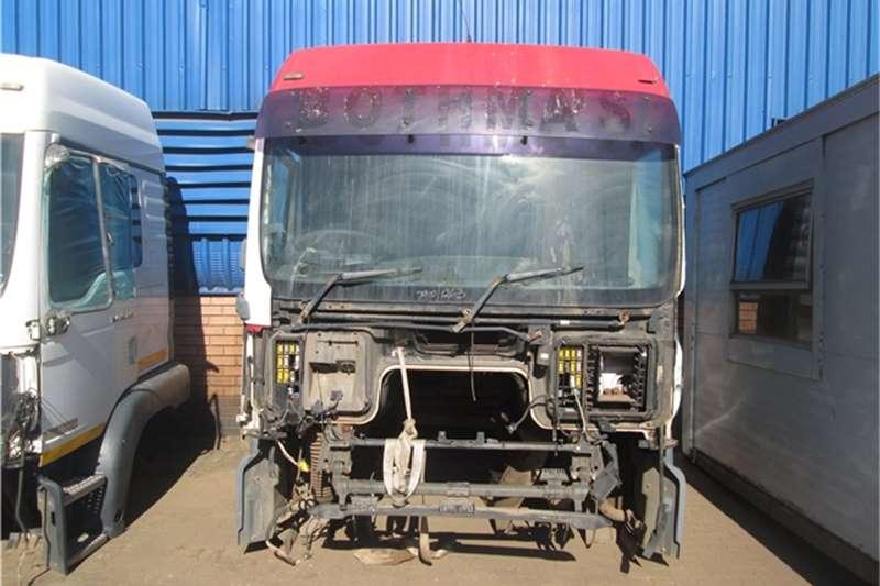 MAN  TGA 26-480 Cab