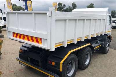 MAN 10 Cube Meter Tipper Tipper trucks