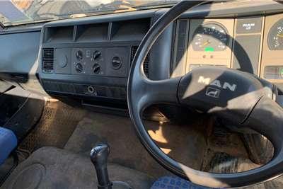 MAN CLA 15.220 Tipper trucks