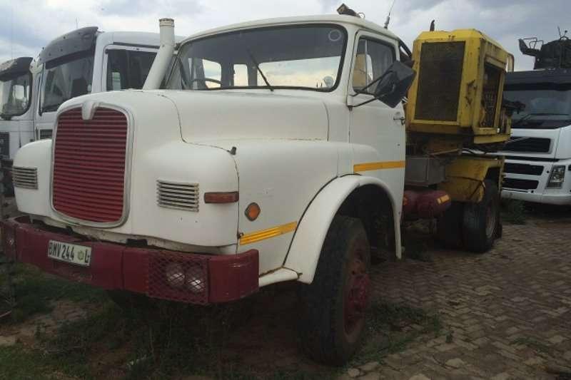 MAN Truck 16 240 1983