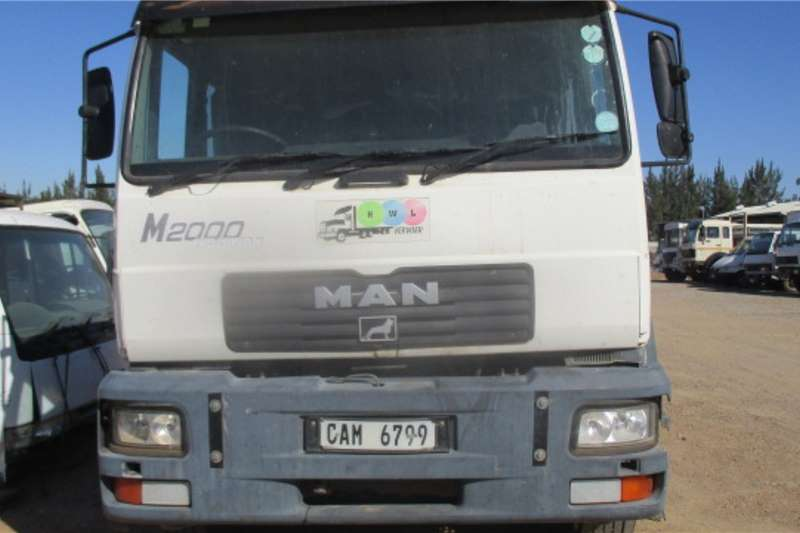 MAN Truck 18 280 CHASSIS CAB 2005