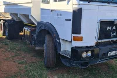 MAN 18000 L Water Tank Truck