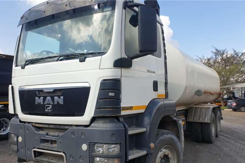 MAN Truck 2013 MAN 33-480 MAN WATER BOWSER 2013