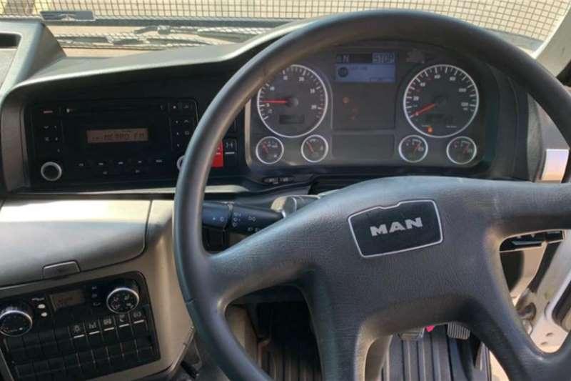 MAN 2014 MAN TGS 27 440 Truck