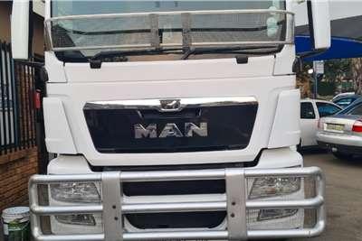 MAN 2017 MAN 27 480 6X4 Truck Tractor Truck