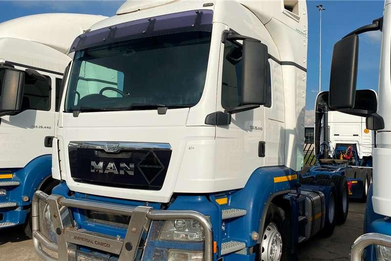 MAN (6x4) Tgs 26   440 Truck