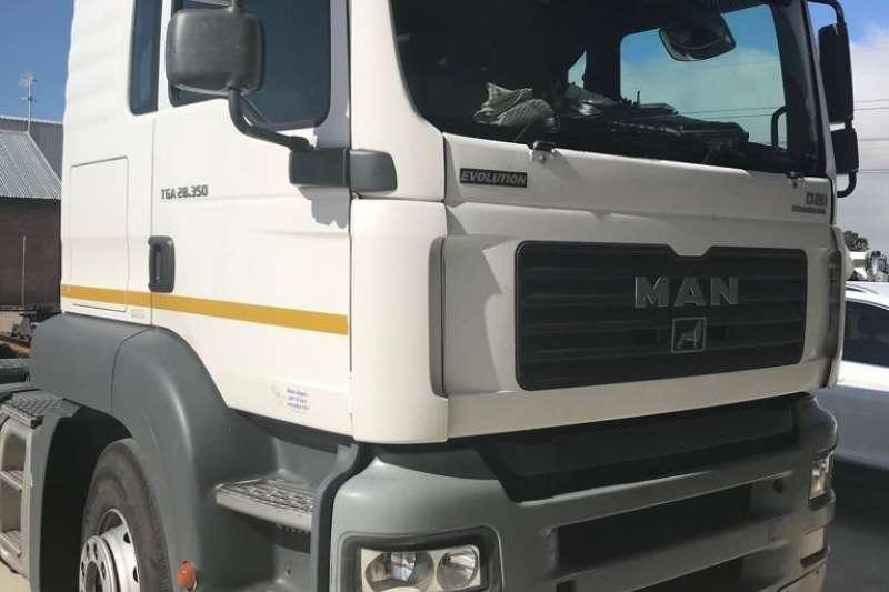MAN Truck Chassis cab 2011 Man TGA 28.350 TT 6×2 2011