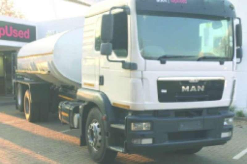 MAN Truck Chassis cab TGM 25.280 BL L 2014