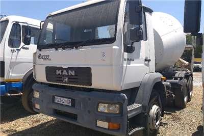 MAN Truck Concrete Mixer 2006 MAN LE26-280 Concrete Mixer 2006