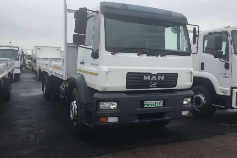 MAN Truck Dropside 2016 MAN CLA 15.220 dropside 2016