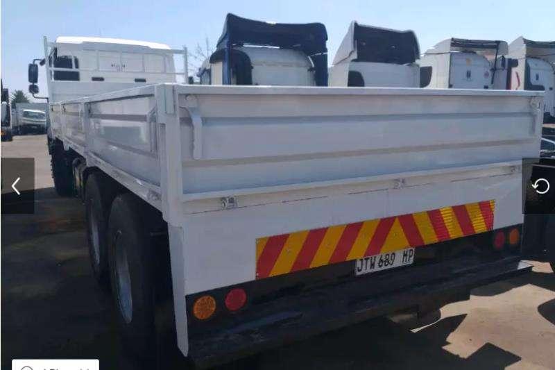 MAN Truck Dropside MAN TGS 12 ton drop side 2009