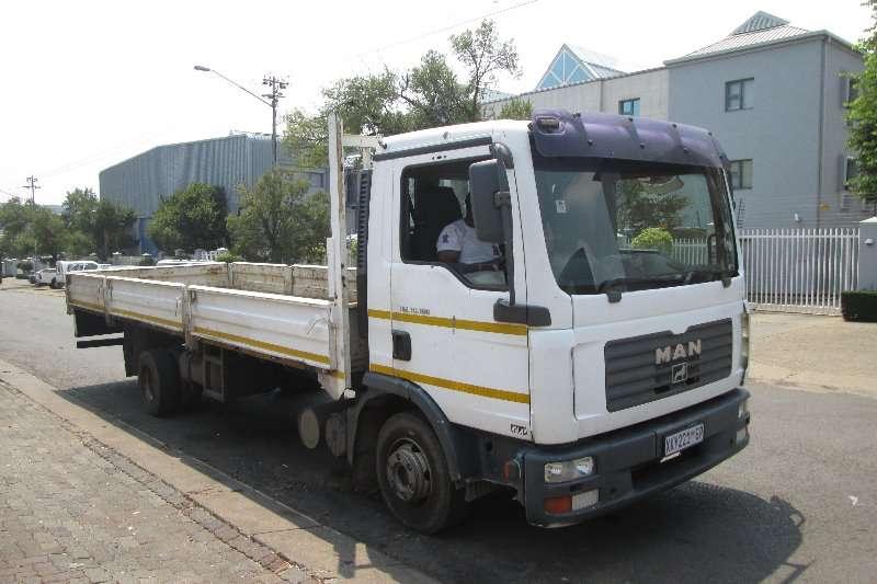 MAN Truck Dropside TGL10.180 2008
