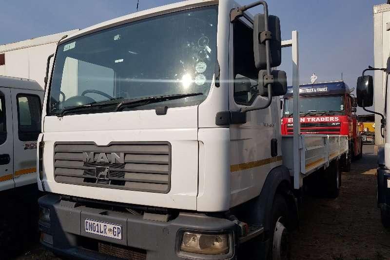 MAN Truck Dropside TGM 15 240 2010