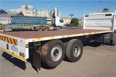 MAN Flat deck MAN M2000 25.284 Truck